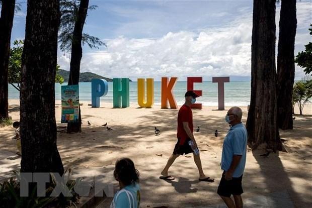 Thái Lan kỳ vọng kế hoạch mở cửa trở lại giúp tăng trưởng kinh tế ảnh 1