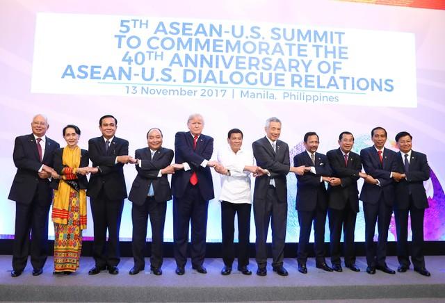 Thủ tướng dự Hội nghị cấp cao ASEAN với Hoa Kỳ, Trung Quốc, Hàn Quốc, Nhật Bản ảnh 2