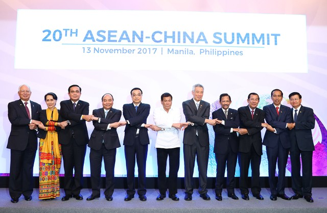 Thủ tướng dự Hội nghị cấp cao ASEAN với Hoa Kỳ, Trung Quốc, Hàn Quốc, Nhật Bản ảnh 3