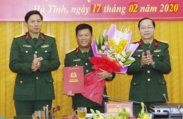 Bộ Quốc phòng bổ nhiệm nhân sự 4 Quân khu ảnh 4