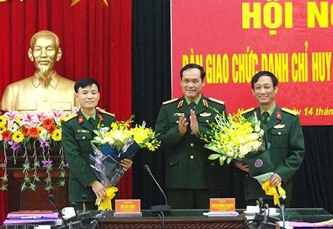 Bộ Quốc phòng bổ nhiệm nhân sự 4 Quân khu ảnh 2