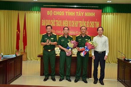 Bộ Quốc phòng bổ nhiệm nhân sự 4 Quân khu ảnh 3