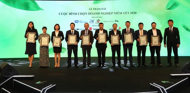 Cuộc bình chọn Doanh nghiệp niêm yết 2020: Vinh danh 40 doanh nghiệp xuất sắc nhất ảnh 2