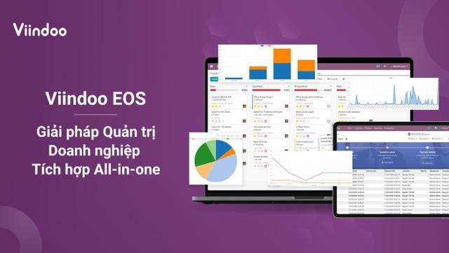Hệ điều hành doanh nghiệp Viindoo EOS: Xu hướng quản trị thời đại Chuyển đổi số ảnh 1