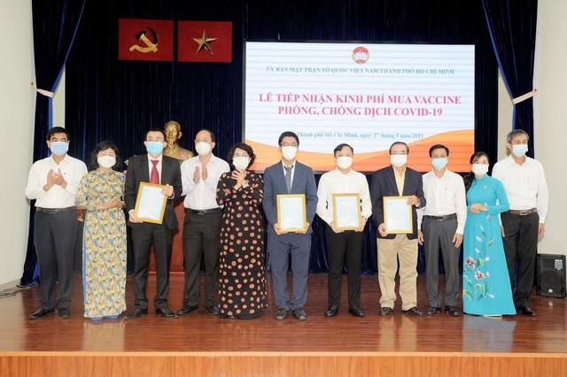 Khang Điền ủng hộ 20 tỷ đồng mua vaccine phòng chống dịch Covid-19 ảnh 1