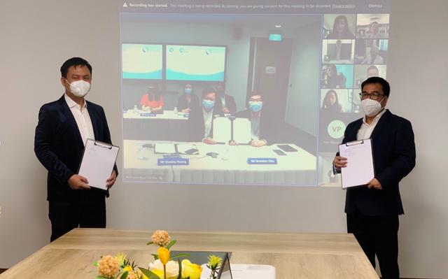 SP Group liên doanh với BCG Energy đầu tư điện mặt trời tại Việt Nam ảnh 1