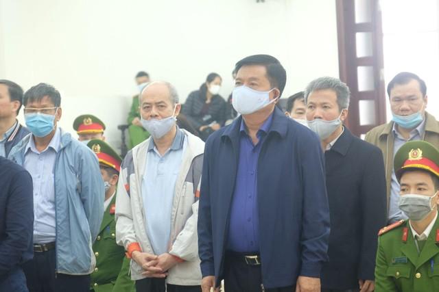 Trịnh Xuân Thanh đề nghị cho gia đình tham dự phiên tòa ảnh 1