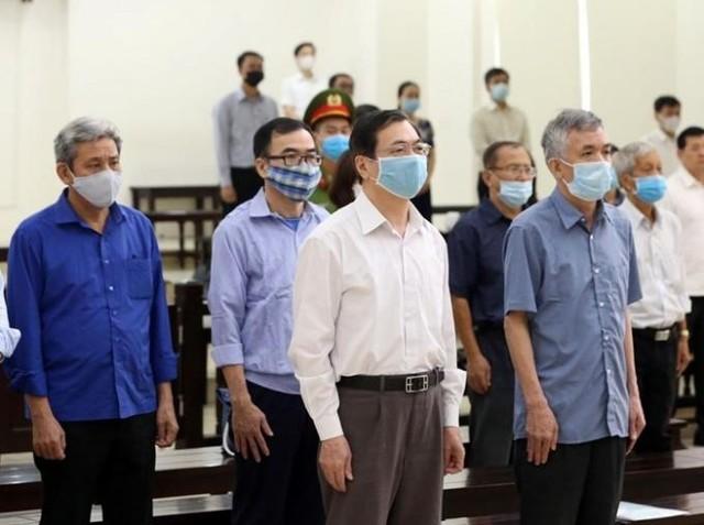 Ông Vũ Huy Hoàng lĩnh án 11 năm tù, không phải bồi thường 2.700 tỷ đồng ảnh 1