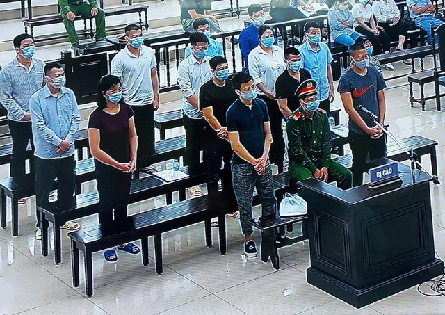 Vụ Nhật Cường: Một bị cáo đã tử vong, 14 bị cáo khác hầu tòa ảnh 1