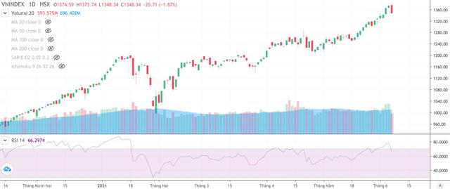 Thị trường bất ngờ lao dốc, đà tăng có chấm dứt? ảnh 2