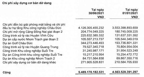 Sonadezi (SNZ): Quý II/2021, lợi nhuận giảm 29,2% về 289,1 tỷ đồng ảnh 1