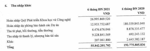 Dịch vụ Kỹ thuật Dầu khí Việt Nam (PVS): Lợi nhuận quý II/2021 đạt 183,3 tỷ đồng, giảm 37,1% ảnh 1