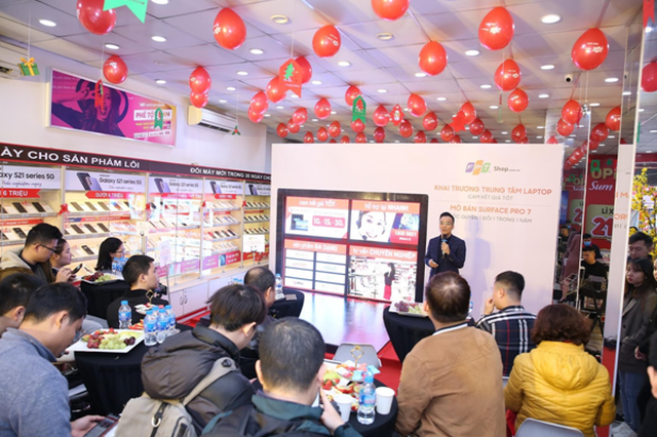 FPT Shop dẫn đầu thị trường bán lẻ laptop gaming tại Việt Nam ảnh 1