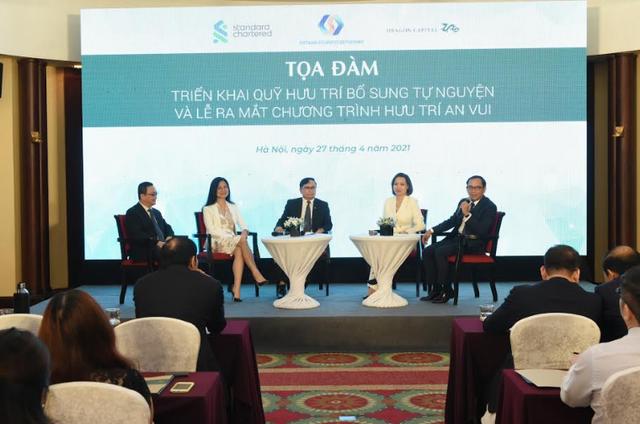 Dragon Capital Việt Nam (DCVFM) chính thức vận hành quỹ Hưu trí An Vui ảnh 1