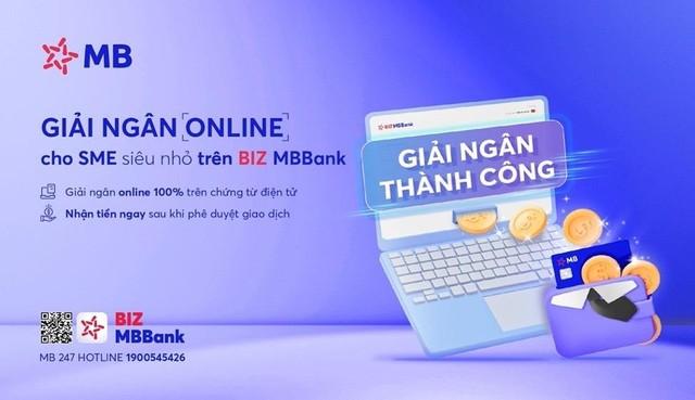 BIZ MBBank: Giải pháp Ngân hàng số toàn diện hàng đầu dành cho doanh nghiệp ảnh 3