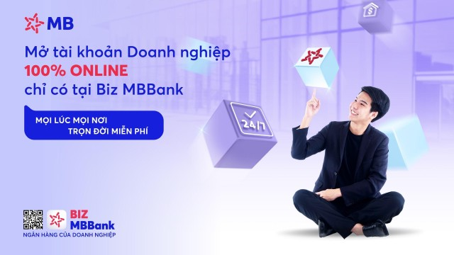 BIZ MBBank: Giải pháp Ngân hàng số toàn diện hàng đầu dành cho doanh nghiệp ảnh 1
