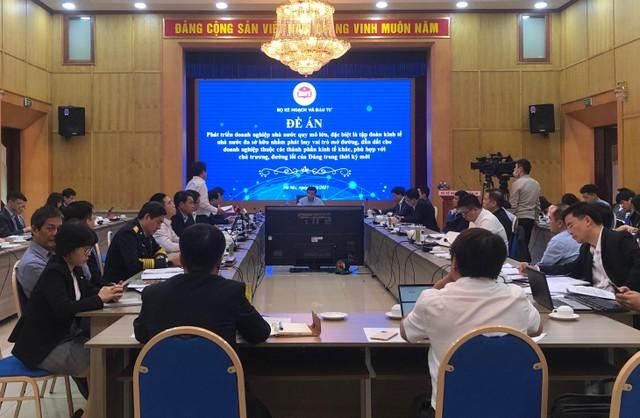 """7 doanh nghiệp nhà nước nổi bật được đề xuất giữ vai trò """"chim đầu đàn"""": Viettel, VNPT, Mobifone, EVN, PVN, Tân Cảng Sài Gòn và Vietcombank ảnh 1"""