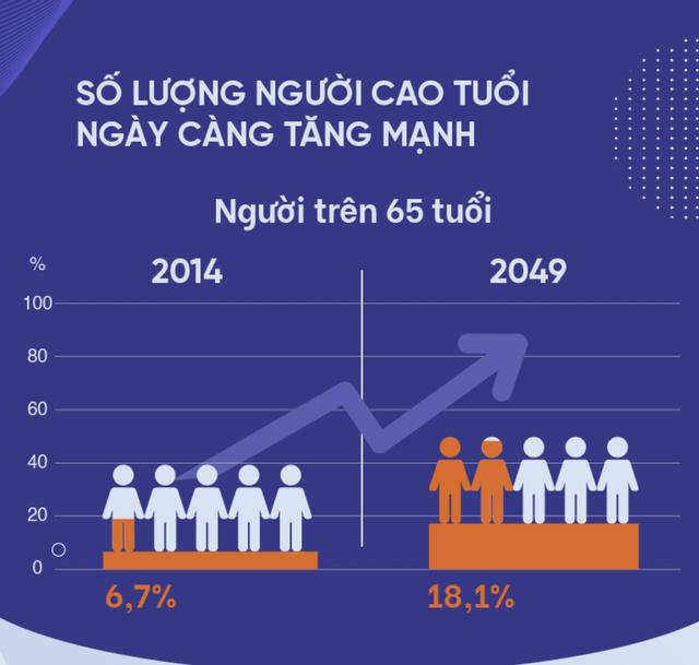 WB: Cần cải cách để đảm bảo tiếp tục tăng trưởng trong bối cảnh dân số già hóa tại Việt Nam ảnh 2