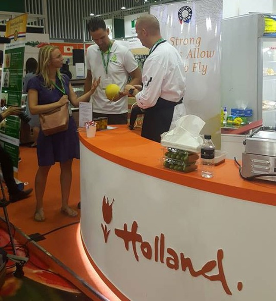 Hà Lan sẽ hợp tác với Việt Nam nâng cao giá trị chuỗi nông sản ảnh 1