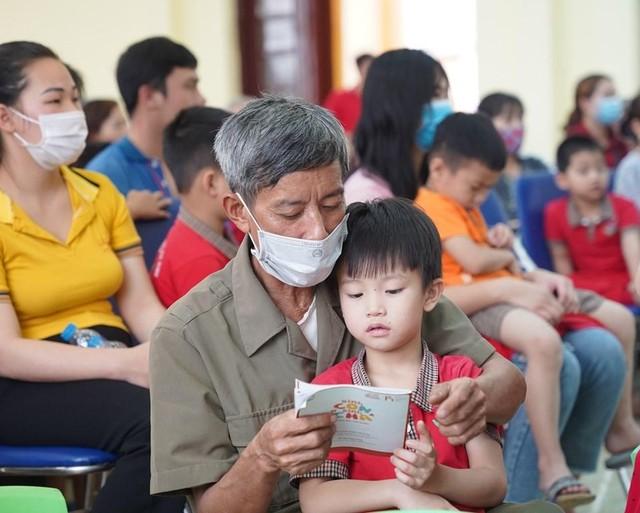 Generali tiếp tục triển khai chương trình giáo dục cộng đồng tại Bắc Ninh ảnh 1