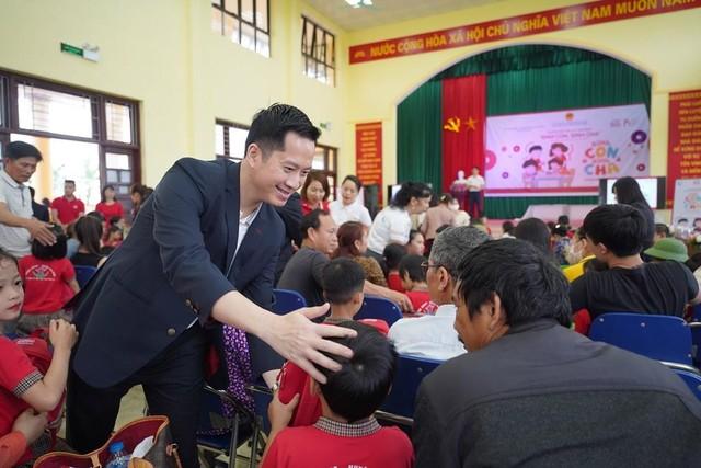 Generali tiếp tục triển khai chương trình giáo dục cộng đồng tại Bắc Ninh ảnh 2