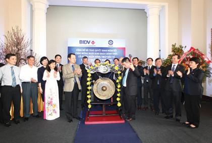 Sự ghi nhận của nhà đầu tư giúp BIDV chào sàn thành công ảnh 1
