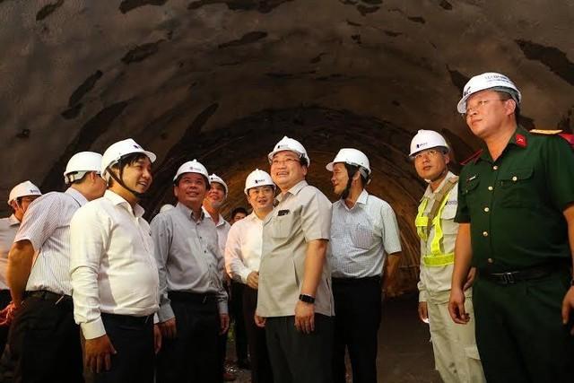Phó thủ tướng Hoàng Trung Hải: Dự án Hầm Đèo Cả là mô hình mẫu cho hợp tác công tư ảnh 1