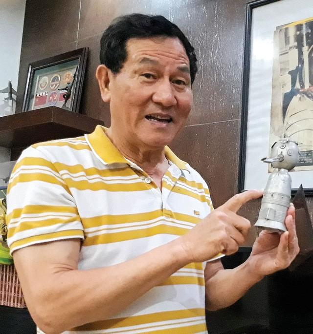 """Anh hùng Phạm Tuân: """"Tài sản lớn nhất tôi mang vào vũ trụ là niềm tin, niềm tự hào Việt Nam"""" ảnh 1"""