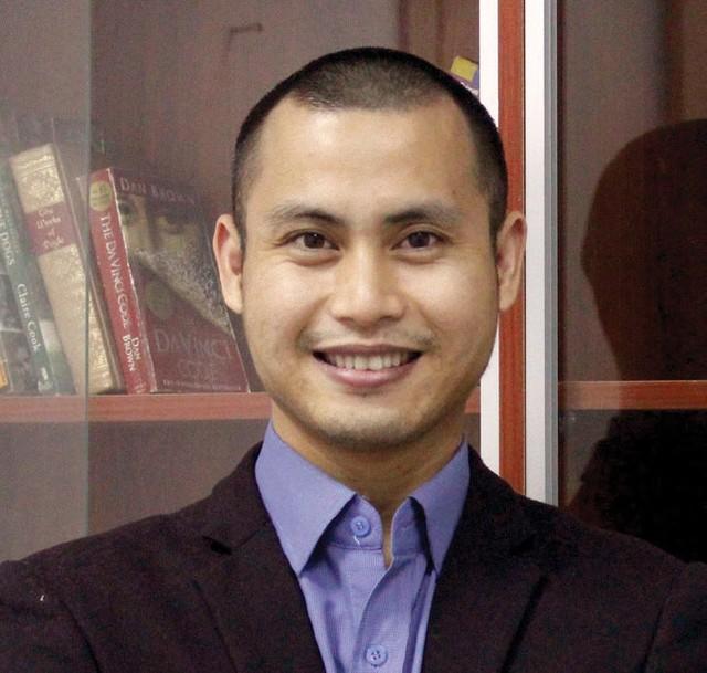 CEO Novaon Nguyễn Minh Quý: Hãy đứng trên vai người khổng lồ ảnh 1