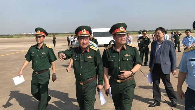Quân đội bàn giao 21ha đất mở rộng sân bay Tân Sơn Nhất ảnh 1