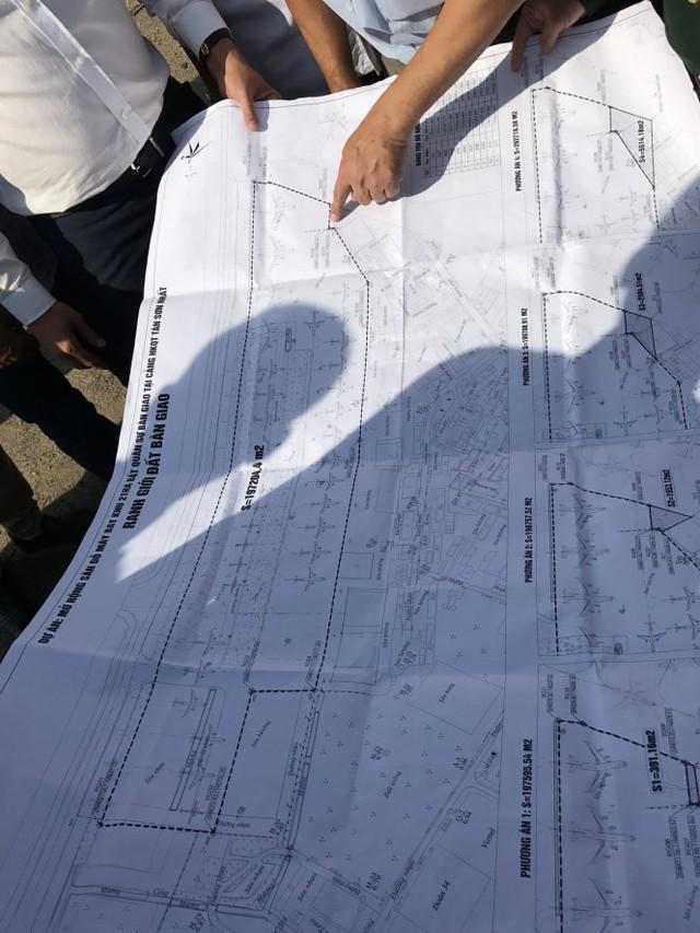 Quân đội bàn giao 21ha đất mở rộng sân bay Tân Sơn Nhất ảnh 3