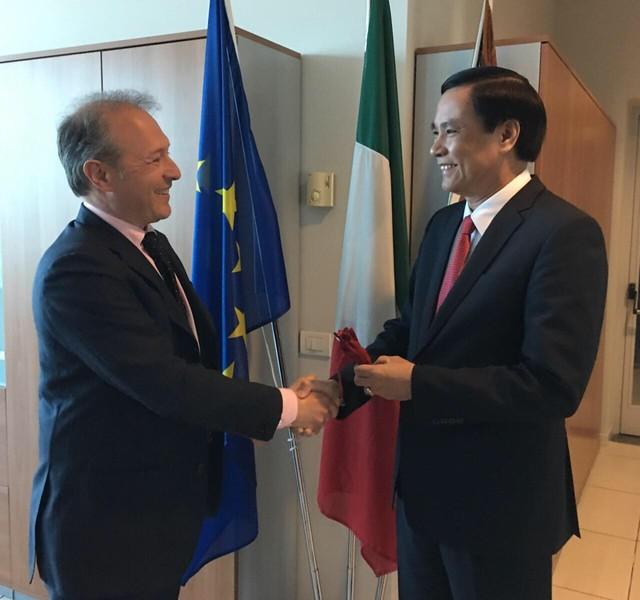 Đà Nẵng mở rộng quan hệ hợp tác với Vùng Turin và Veneto nước Ý ảnh 1