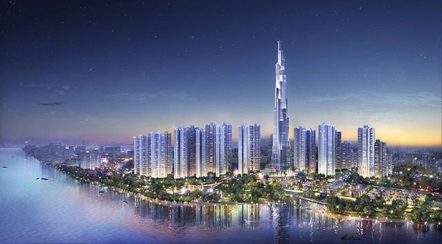 Những điểm sáng của Vingroup trên thị trường bất động sản Việt Nam ảnh 1