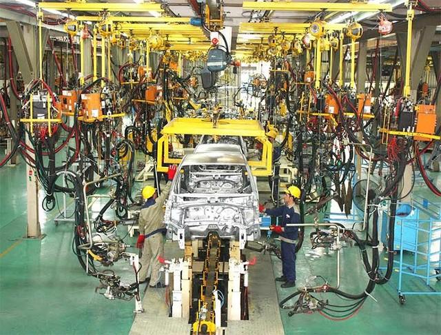 Thị trường ô tô sắp mở toang, chính sách vẫn dự thảo ảnh 1