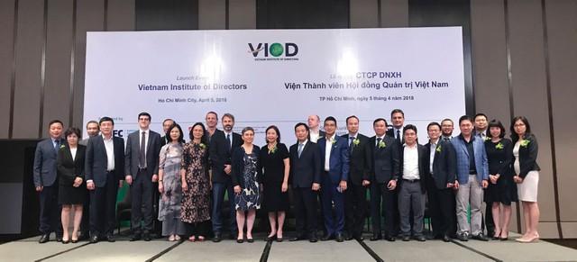 VIOD sẽ thúc đẩy quản trị công ty Việt ảnh 1