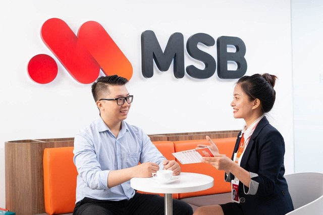 Tổng lợi nhuận trước thuế tăng 192%, MSB đang vươn tầm mạnh mẽ ảnh 1