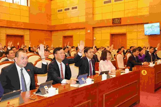 HĐND tỉnh Quảng Ninh thông qua 9 Nghị quyết quan trọng ảnh 1