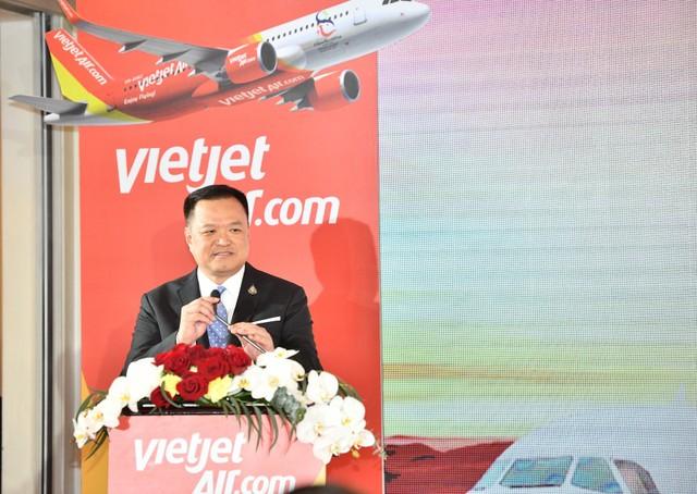 Vietjet khai trương 2 đường bay mới trong khuôn khổ Hội nghị cấp cao ASEAN ảnh 2