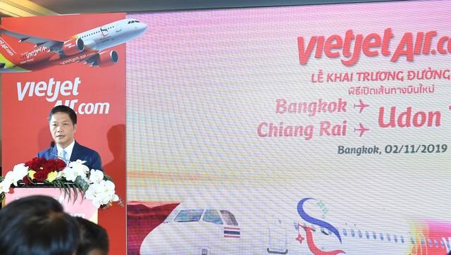 Vietjet khai trương 2 đường bay mới trong khuôn khổ Hội nghị cấp cao ASEAN ảnh 3