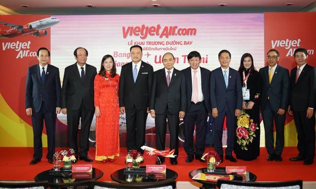 Vietjet khai trương 2 đường bay mới trong khuôn khổ Hội nghị cấp cao ASEAN ảnh 6