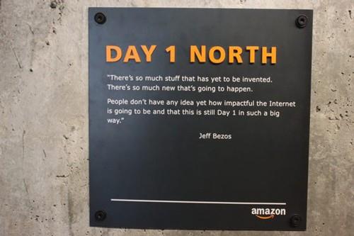 Tôn chỉ của Jeff Bezos và Amazon ảnh 1