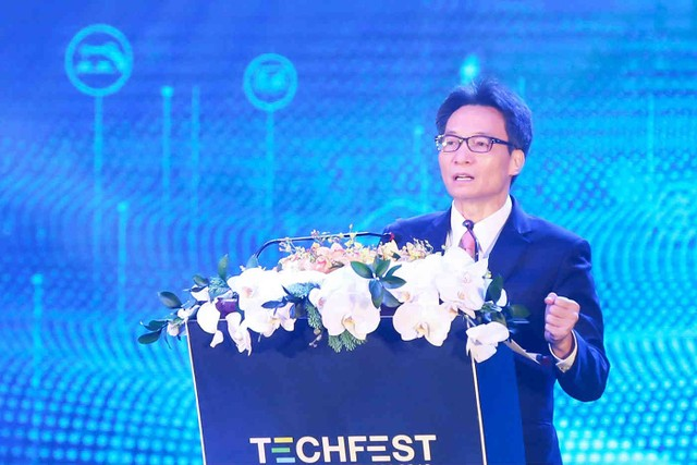 Khai mạc Techfest Việt Nam 2019 ảnh 1