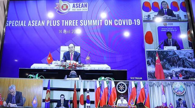 Thúc đẩy hợp tác ASEAN+3 trong ứng phó với dịch bệnh, duy trì ổn định và phát triển kinh tế ảnh 1