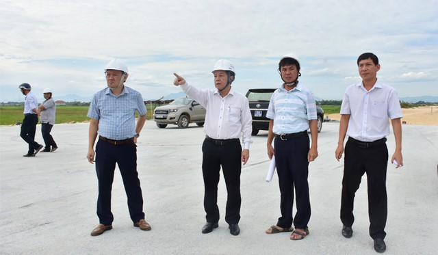 Chủ tịch UBND tỉnh Thừa Thiên Huế yêu cầu đẩy nhanh tiến độ các dự án ảnh 2