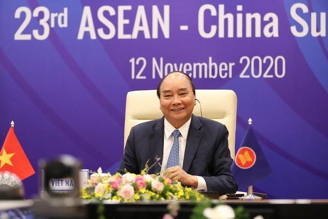 Hội nghị Cấp cao ASEAN 37: Thắt chặt quan hệ với các đối tác ảnh 1