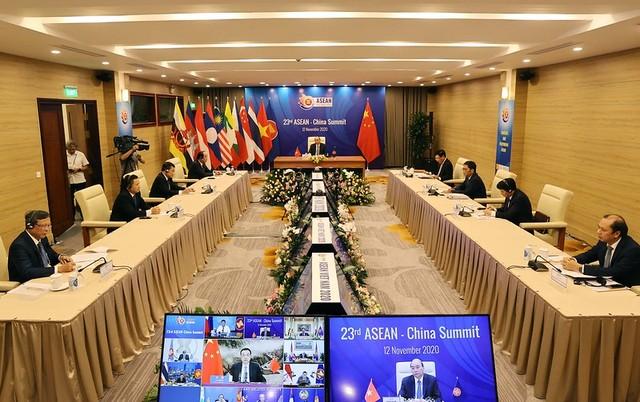 Hội nghị Cấp cao ASEAN 37: Thắt chặt quan hệ với các đối tác ảnh 2