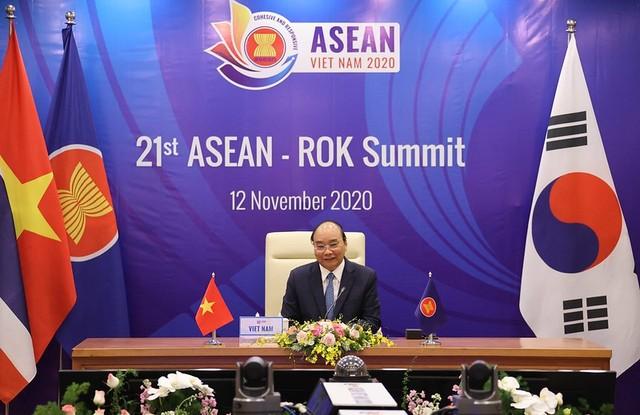 Hội nghị Cấp cao ASEAN 37: Thắt chặt quan hệ với các đối tác ảnh 5