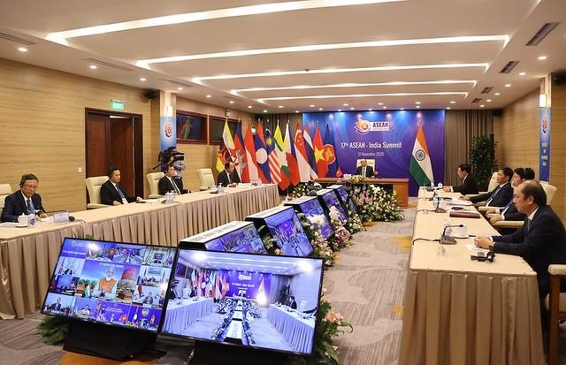 Hội nghị Cấp cao ASEAN 37: Thắt chặt quan hệ với các đối tác ảnh 7