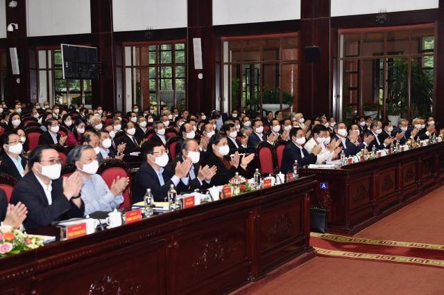 Phát biểu của Tổng Bí thư, Chủ tịch nước tại Hội nghị cán bộ toàn quốc ảnh 1