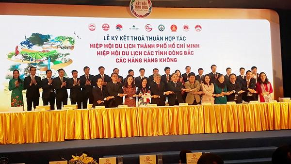 TP.Hồ Chí Minh và 8 tỉnh Đông Bắc cùng thắt chặt liên kết phát triển du lịch ảnh 1